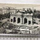 Postales: POSTAL. MADRID. PUERTA DE ALCALÁ. INDUSTRIAL FOTÓGRAFICA. H. 1955?.. Lote 160593841