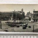 Postales: POSTAL. MADRID. PLAZA DE LA CIBELES. DOMÍNGUEZ. H. 1955?.. Lote 160596481