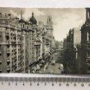 Postales: POSTAL. MADRID. AVDA. JOSÉ ANTONIO. H. A. E., MADRID. H. 1955?.. Lote 160603657