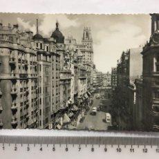 Postales - POSTAL. MADRID. AVDA. JOSÉ ANTONIO. H. A. E., MADRID. H. 1955?. - 160603657