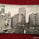 Postales: P0900 POSTAL CIRCULADA #18 MADRID PLAZA DEL CALLAO EDICIONES DOMINGUEZ. Lote 160631362
