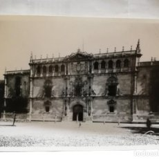 Postales: FOTOGRAFIA DE ALCALA DE HENARES, MADRID, UNIVERSIDAD, ED. LOTY, GRAN TAMAÑO, MIDE 18 X 13,5 CMS, REV. Lote 161348454