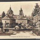 Postales: 16 MONASTERIO DEL ESCORIAL - VISTA GENERAL / L. ROISIN. Lote 162658334