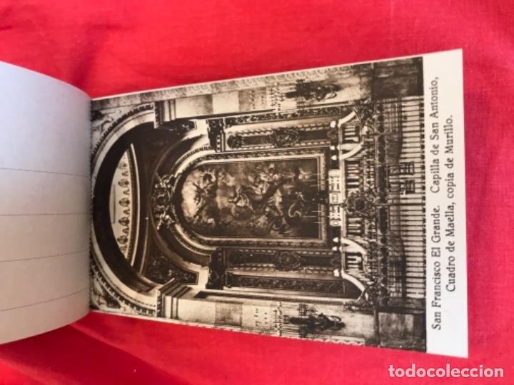 Postales: IGLESIA DE SAN FRANCISCO EL GRANDE . MADRID . BLOCK 20 POSTALES . HAUSER Y MENET . - Foto 9 - 163479674
