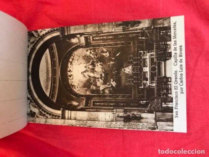 Postales: IGLESIA DE SAN FRANCISCO EL GRANDE . MADRID . BLOCK 20 POSTALES . HAUSER Y MENET . - Foto 10 - 163479674