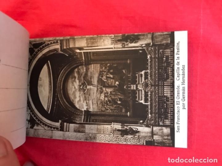 Postales: IGLESIA DE SAN FRANCISCO EL GRANDE . MADRID . BLOCK 20 POSTALES . HAUSER Y MENET . - Foto 11 - 163479674