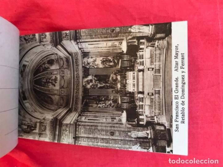 Postales: IGLESIA DE SAN FRANCISCO EL GRANDE . MADRID . BLOCK 20 POSTALES . HAUSER Y MENET . - Foto 12 - 163479674