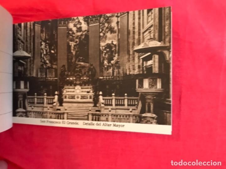 Postales: IGLESIA DE SAN FRANCISCO EL GRANDE . MADRID . BLOCK 20 POSTALES . HAUSER Y MENET . - Foto 13 - 163479674