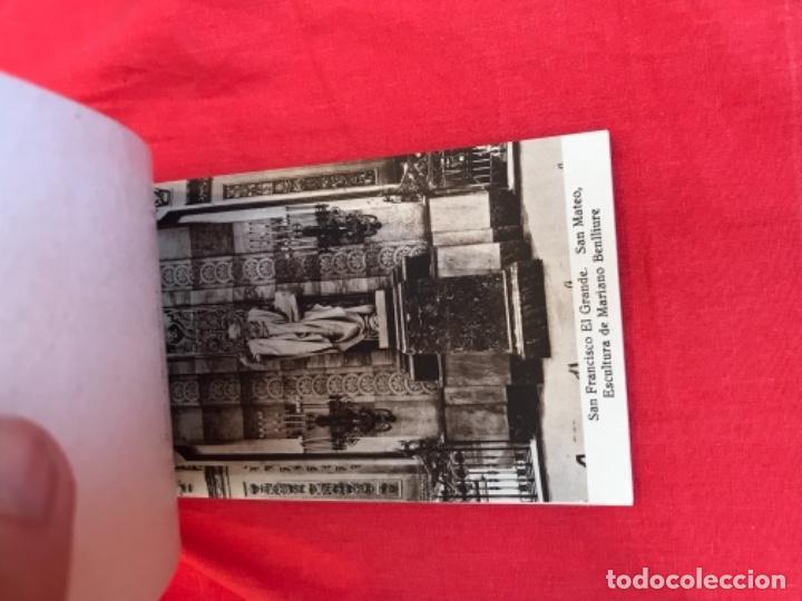Postales: IGLESIA DE SAN FRANCISCO EL GRANDE . MADRID . BLOCK 20 POSTALES . HAUSER Y MENET . - Foto 15 - 163479674