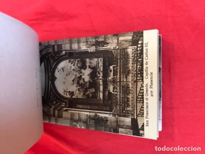 Postales: IGLESIA DE SAN FRANCISCO EL GRANDE . MADRID . BLOCK 20 POSTALES . HAUSER Y MENET . - Foto 16 - 163479674