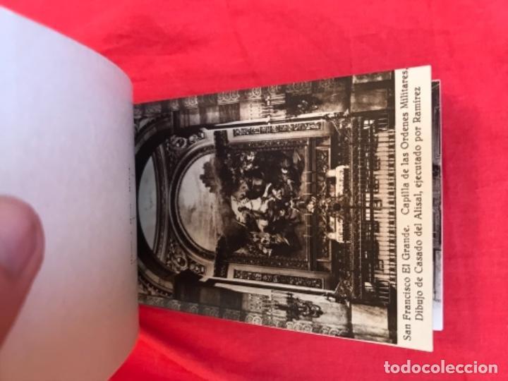 Postales: IGLESIA DE SAN FRANCISCO EL GRANDE . MADRID . BLOCK 20 POSTALES . HAUSER Y MENET . - Foto 17 - 163479674
