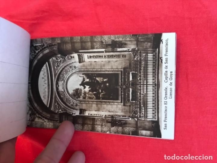 Postales: IGLESIA DE SAN FRANCISCO EL GRANDE . MADRID . BLOCK 20 POSTALES . HAUSER Y MENET . - Foto 18 - 163479674