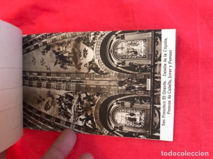 Postales: IGLESIA DE SAN FRANCISCO EL GRANDE . MADRID . BLOCK 20 POSTALES . HAUSER Y MENET . - Foto 19 - 163479674