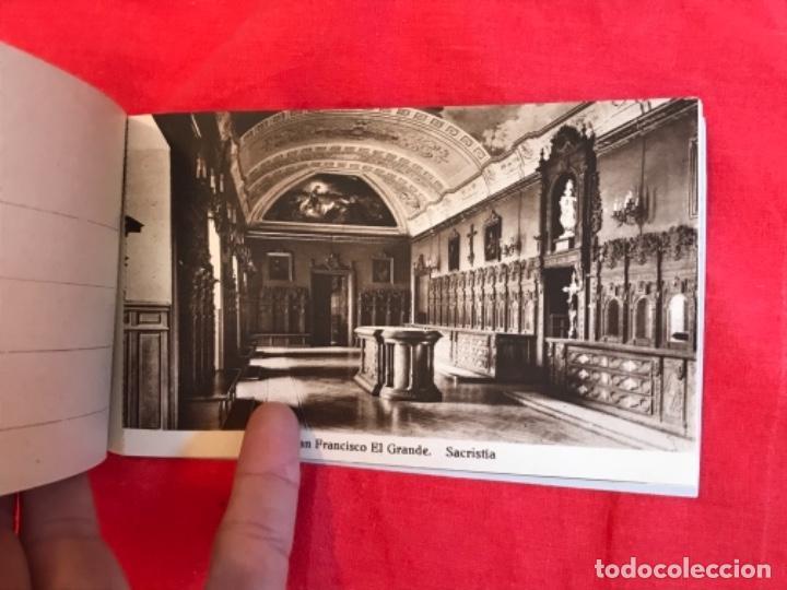 Postales: IGLESIA DE SAN FRANCISCO EL GRANDE . MADRID . BLOCK 20 POSTALES . HAUSER Y MENET . - Foto 20 - 163479674