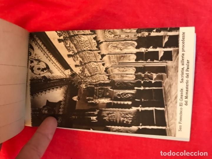 Postales: IGLESIA DE SAN FRANCISCO EL GRANDE . MADRID . BLOCK 20 POSTALES . HAUSER Y MENET . - Foto 21 - 163479674