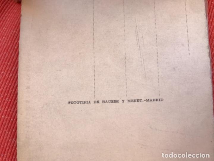 Postales: block goya museo del prado 17 postales cuadros goya prado ( de 20 ) hauser y menet - Foto 3 - 163735574