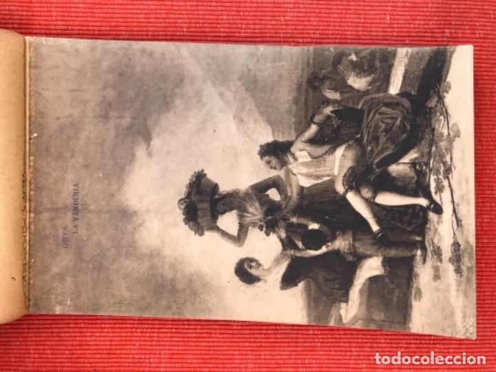 Postales: block goya museo del prado 17 postales cuadros goya prado ( de 20 ) hauser y menet - Foto 4 - 163735574
