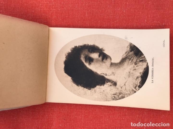Postales: block goya museo del prado 17 postales cuadros goya prado ( de 20 ) hauser y menet - Foto 5 - 163735574