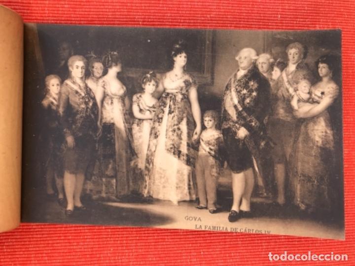 Postales: block goya museo del prado 17 postales cuadros goya prado ( de 20 ) hauser y menet - Foto 6 - 163735574