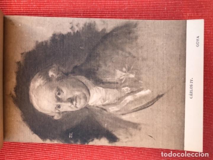 Postales: block goya museo del prado 17 postales cuadros goya prado ( de 20 ) hauser y menet - Foto 7 - 163735574