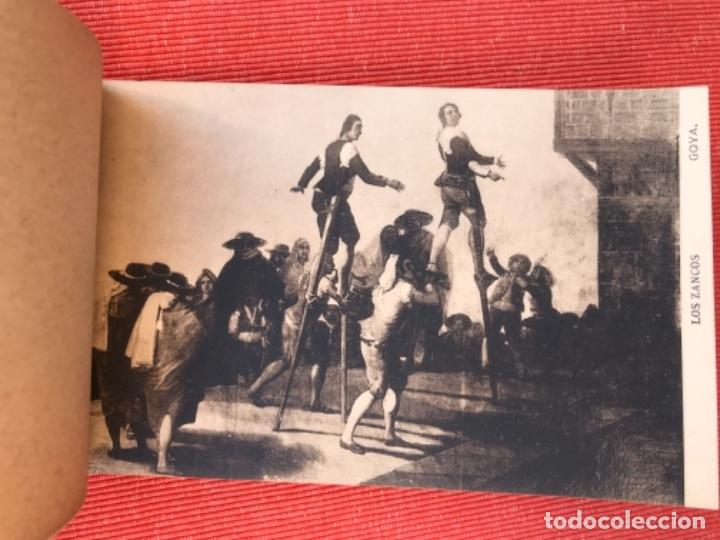 Postales: block goya museo del prado 17 postales cuadros goya prado ( de 20 ) hauser y menet - Foto 8 - 163735574