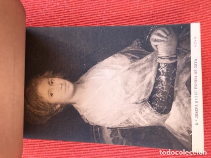 Postales: block goya museo del prado 17 postales cuadros goya prado ( de 20 ) hauser y menet - Foto 9 - 163735574