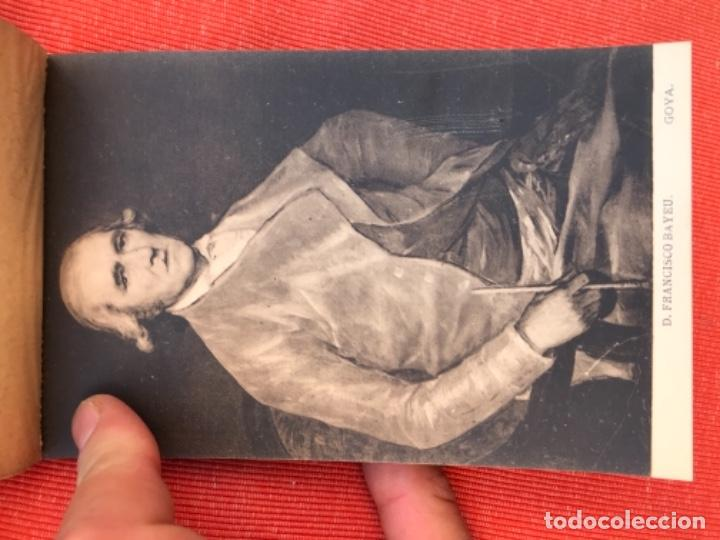 Postales: block goya museo del prado 17 postales cuadros goya prado ( de 20 ) hauser y menet - Foto 10 - 163735574