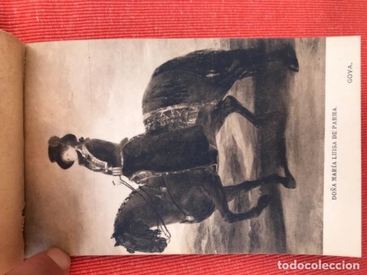 Postales: block goya museo del prado 17 postales cuadros goya prado ( de 20 ) hauser y menet - Foto 11 - 163735574