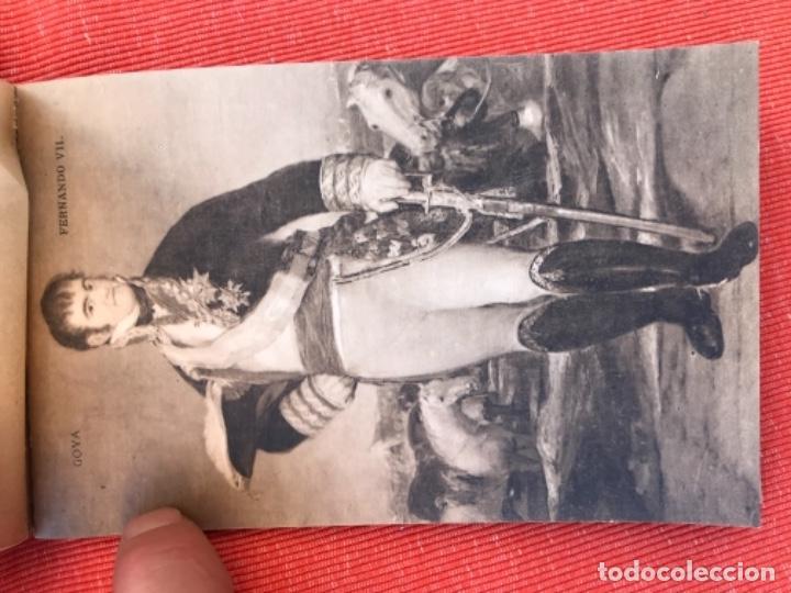 Postales: block goya museo del prado 17 postales cuadros goya prado ( de 20 ) hauser y menet - Foto 12 - 163735574