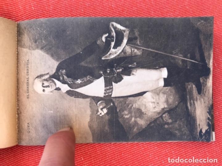 Postales: block goya museo del prado 17 postales cuadros goya prado ( de 20 ) hauser y menet - Foto 14 - 163735574