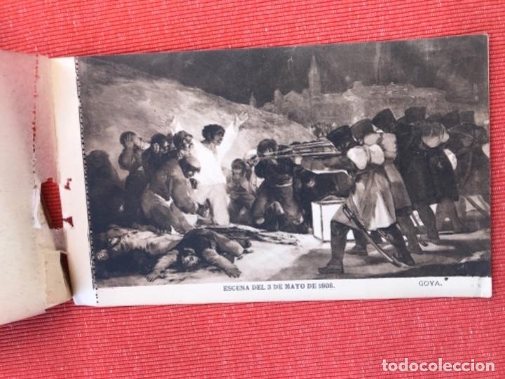 Postales: block goya museo del prado 17 postales cuadros goya prado ( de 20 ) hauser y menet - Foto 15 - 163735574