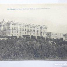 Postales: MADRID , PALACIO REAL. Lote 164718638