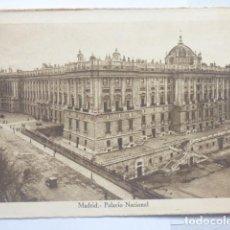 Postales: MADRID ,PALACIO REAL. Lote 164720374