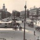Postales: MADRID.- PUERTA DEL SOL.. Lote 165033702