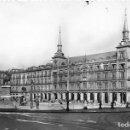 Postales: MADRID.- PLAZA MAYOR. Lote 165033822