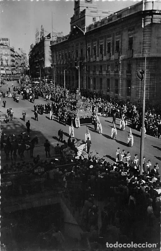 MADRID.- PROCESION DE SEMANA SANTA (Postales - España - Madrid Moderna (desde 1940))