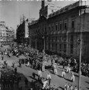 Postales: MADRID.- PROCESION DE SEMANA SANTA. Lote 165034982