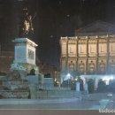 Postales: TEATRO REAL Y JARDINES DE ORIENTE. MADRID.. Lote 165093246