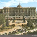 Postales: FACHADA NORTE. PALACIO REAL. MADRID.. Lote 165093818