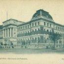 Postales: MADRID. MINISTERIO DE FOMENTO FOTO LAURENT. CIRCULADA EN 1903. Lote 165373506
