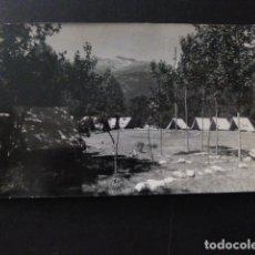 Postales: RASCAFRIA MADRID CAMPAMENTO DEL FRENTE DE JUVENTUDES. Lote 166098038
