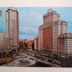 Postales: MADRID: PLAZA ESPAÑA.N:104.DOMINGUEZ. Lote 166782858