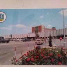 Postales: MADRID N:49 AEROPUERTO INTERNACIONAL DE BARAJAS.INDUSTRIAS GRAFICAS BERGAS. ESCRITA SIN CIRCULAR.. Lote 166891418