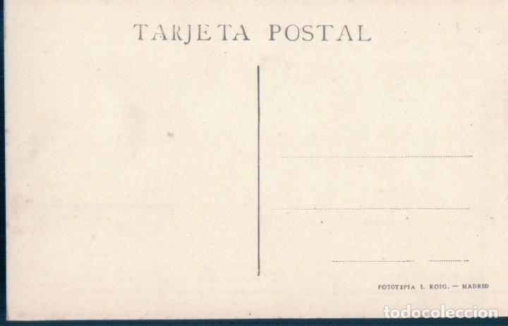 Postales: POSTAL ARANJUEZ - PALACIO DE MARIA CRISTINA - J ROIG 15 - MADRID - Foto 2 - 166934236