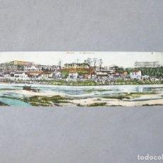 Cartes Postales: ANTIGUA POSTAL APAISADA CON UNA VISTA PANORÁMICA DE MADRID DESDE EL MANZANARES. PURGER & CO MUNCHEN. Lote 166981648