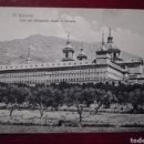 Postales: ESPAÑA SPAIN TARJETA POSTAL EL ESCORIAL (MADRID) VISTA DEL MONASTERIO DESDE LA HERRERÍA. Lote 168318868