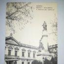 Postales: ESPAÑA SPAIN TARJETA POSTAL MADRID SENADO Y MONUMENTO A CANOVAS DEL CASTILLO. Lote 168318897