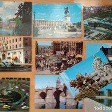 Postais: LOTE 10 POSTALES MADRID. Lote 168389564