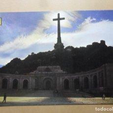 Postales: POSTAL - 36 - SANTA CRUZ DEL VALLE DE LOS CAIDOS (MADRID) - FACHADA CONTRALUZ - PATRIMONIO NACIONAL. Lote 168409624