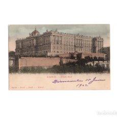 Postales: MADRID.- PALACIO REAL.. Lote 169052260